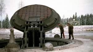 Россия строит новые подземные ядерные командные пункты