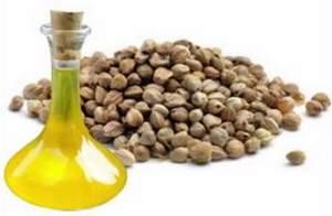 Конопляное масло при экземе