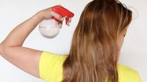 Миндальное масло для волос
