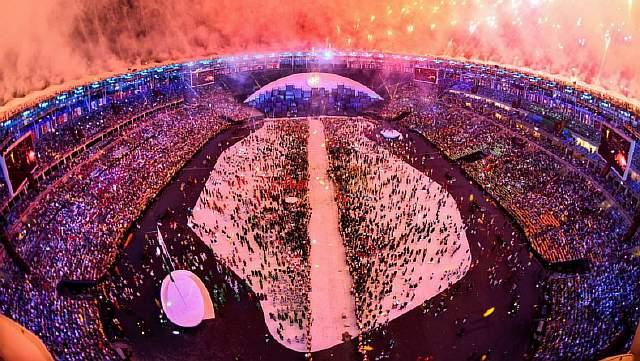 Подпись к изображению: Если не считать «вагинальной» церемонии, которая была поистине великолепна, Олимпийские Игры в Рио – худшие в истории