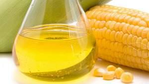 Витамины и минералы в кукурузном масле