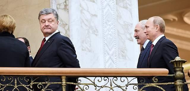 World Leaders Meet In Belarus To Discuss Cease-Fire in Ukraine