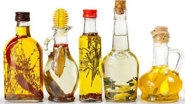 Использование оливкового масла
