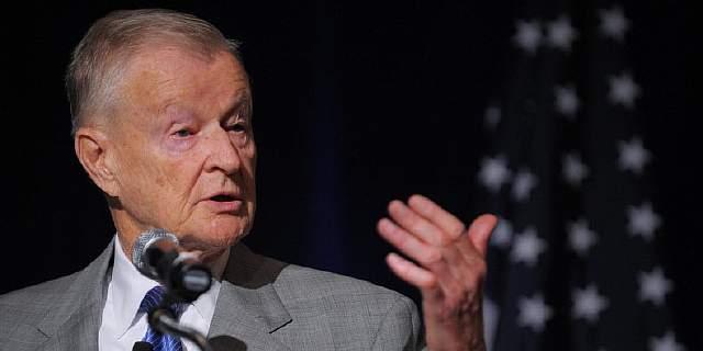 Former US national security advisor Zbig