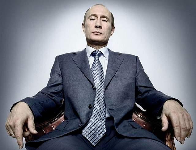 путин-кресло
