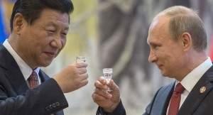 Стратегические цели китайско-российского военного альянса