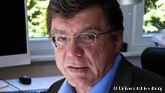 Германия всегда симпатизировала России, говорит Ульрих Герберт