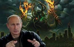 Попытки демонизировать Путина терпят крах — направленные против него мемы начинают работать против своих создателей