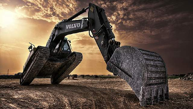 40343810-excavator-wallpapers