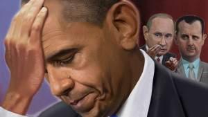 Россия — внешнеполитическая катастрофа США