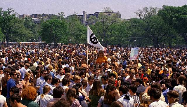Vietnam War Protest 1970