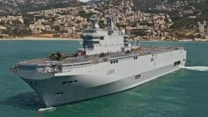 Египет продал вертолетоносцы «Мистраль» России за 1 доллар