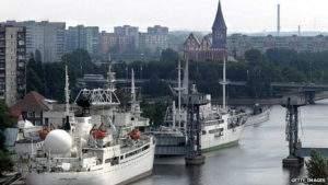 Калининград – стратегический козырь России на Балтике