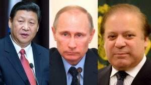 Китай, Россия и Пакистан: новый силовой треугольник
