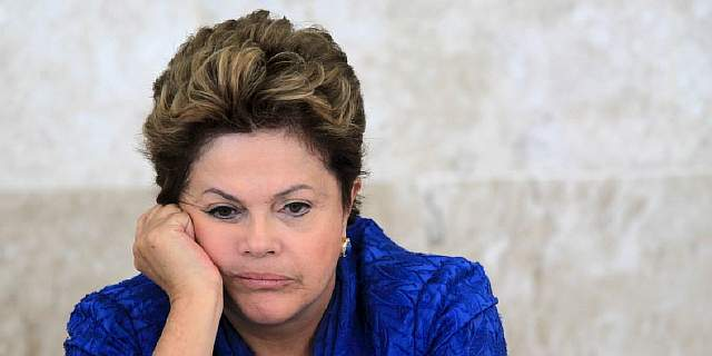 From the Files: Brazil's Rousseff facing impeachment