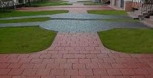 Полимерпесчаной тротуарной плитке не требуется проверка временем