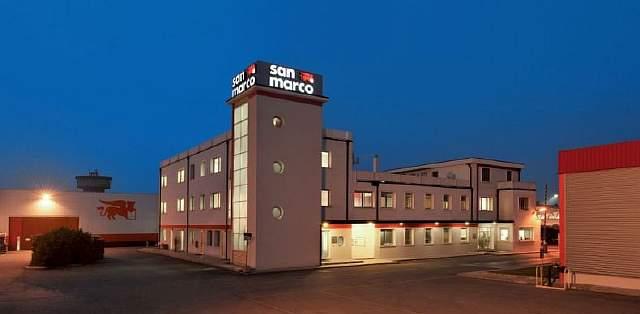 О заводе SanMarco - Италия