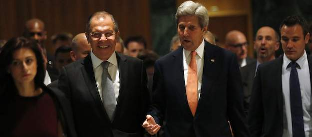 Syria Diplomacy