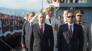 Сирия: Египет подтвердил поддержку сложившейся вокруг Асада коалиции