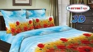 Отели, санатории, дома отдыха и крупные предприятия предпочитают заказывать постельное бельё из бязи из Иваново