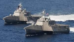 Главный испытатель Пентагона: прибрежные боевые корабли нового поколения имеют почти нулевой шанс завершить 30-дневную боевую задачу