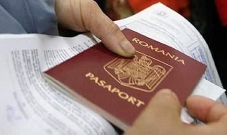 pasport_romania
