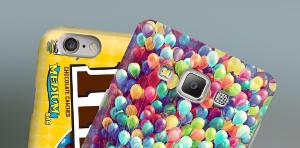 Защитный чехол для телефона Case Place подчёркивает индивидуальность пользователя