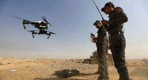 Боевики ИГИЛ переоборудуют коммерческие дроны в бомбардировщики