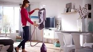 Особенности и виды отпаривателей для одежды