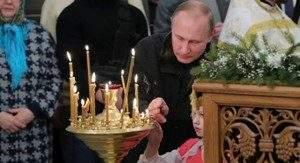 Россия стала лидером христиан всего мира