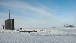 Соединенные Штаты пересмотрели свою военную стратегию в Арктике