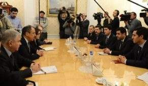Москва разыгрывает курдскую карту