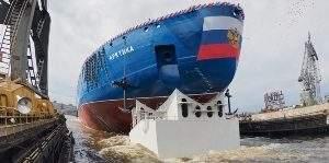 Россия стремится завладеть территориями и ресурсами Арктики