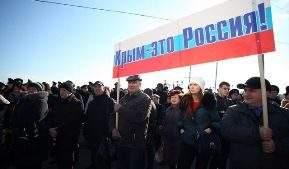 «Вернёт» ли Россия Крым? Никогда, и хватит об этом»