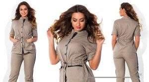 Изумительные платья и модная женская одежда для пышных красавиц 48+