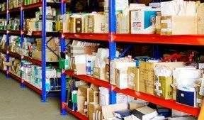 Виды складских стеллажей, их применение и характеристики