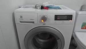 Обзор стиральных машин Electrolux