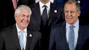 Трамп «переключает передачу»: стратегическая политика по Сирии теперь доверена Тиллерсону и Лаврову