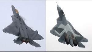 Стелс-истребители: российский vs американский
