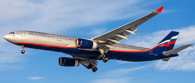 Airbus-A330-300-Aeroflot-VQ-BCU