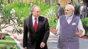 Нарождающиеся пределы российско-индийских связей