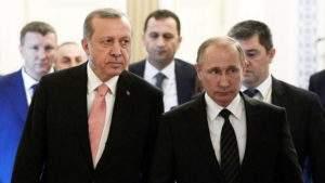 Турция поворачивается в сторону России