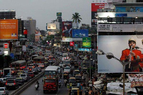 В Индии и России самый большой рост расходов на рекламу