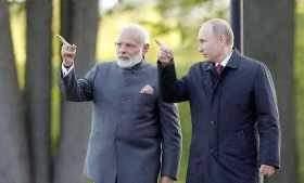 Визит Моди в Россию: привыкая к дефициту доверия