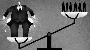 Неравенство в доходах населения тесно связано с тем, насколько хорошо страны превращают своё богатство в благосостояние народа