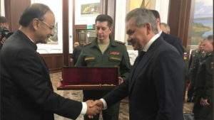 Индия и Россия завершают разработку новой «дорожной карты» военного сотрудничества