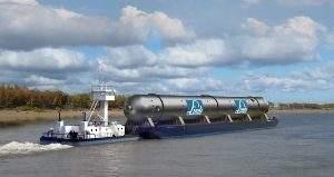 Combi Lift примет участие в крупном проекте Газпрома
