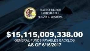 Власти американского штата Иллинойс: «Мы находимся в состоянии масштабного кризиса неплатежей, и это уже не шутки»
