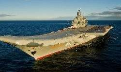 Отказывается ли Россия от авианосцев