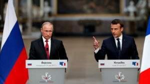 Изменившийся подход Франции к Сирии может получить отклик в России